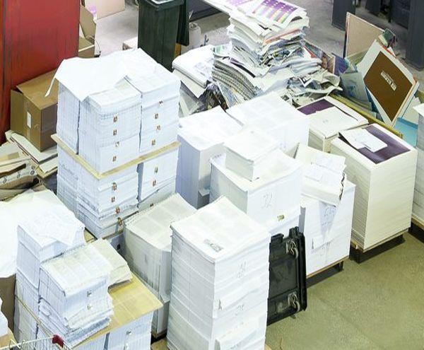 آشنایی با انواع کاغذ چاپی