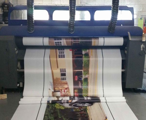 چاپ انواع بنر