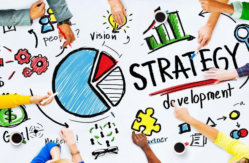 تدوین استراتژی در تبلیغات چاپی