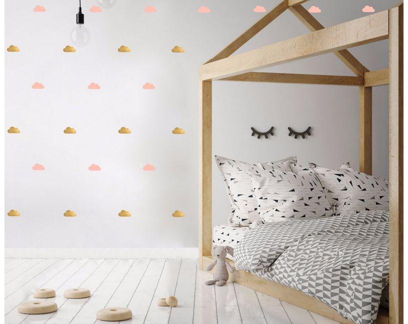 استیکر دیواری اتاق خواب