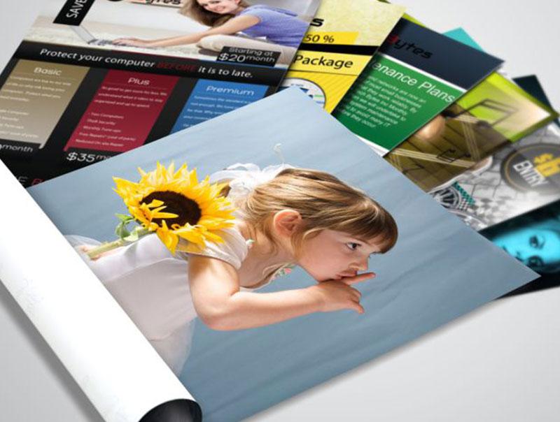 خدمات چاپ پوستر