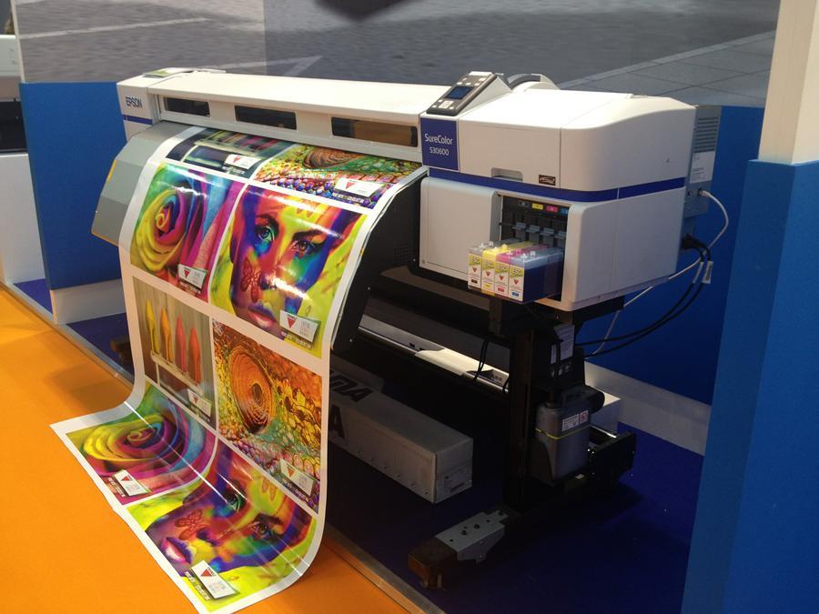 چاپ دیجیتال و انواع آن