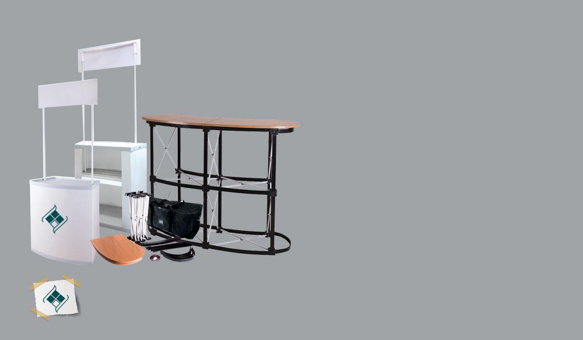ویژگی ها و امکانات کلیدی سازه میز کانتر