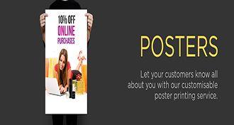 طراحی و چاپ پوستر به چه صورت است ؟