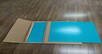 موارد استفاده  چاپ پلات لمینت